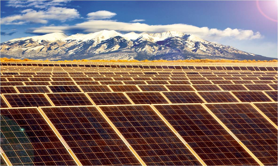 Lamosa Solar Power Station 3.7 MW Colorado·USA
